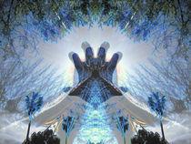 Glowing-hand-portal