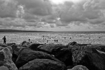 Beach in Ireland by fbphoto