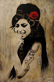 Winehouse by Gilbert Cantu