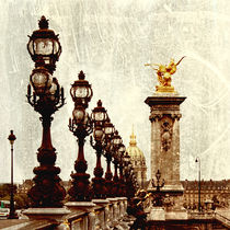 PARIS by Städtecollagen Lehmann