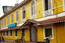 Old Portuguese Building  by Bodhisattwa Debnath