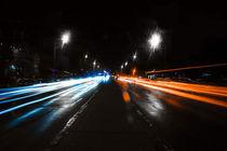 Rainy Road von Tyler Fortier
