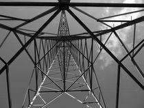 Strommast von Thomas Brandt
