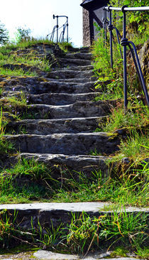 Hexenturmtreppe von Thomas Brandt