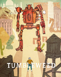 Tumbleweed by Michael Hirshon