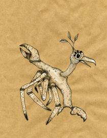 Bird V von Kara Lambert
