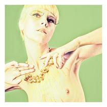 Gold Nude von Sergio Miranda