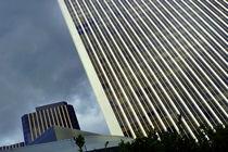 Twin Towers Century City, California, USA von Brian  Leng