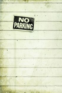 no parking von Priska  Wettstein