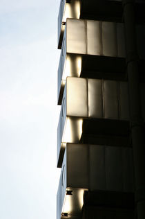 detail of Loyds Building by michal gabriel