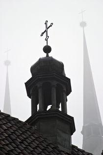 3 gothic towers von michal gabriel