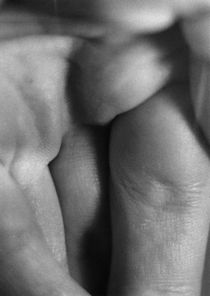 Intimate Touch by idan arbesman