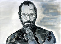 Steve Jobs - a Tribute' von Hassaam Ali