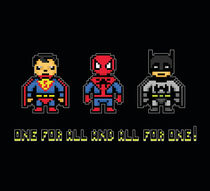 One for All and All for One! von pixeldelay