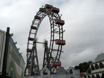 Wiener Riesenrad - Viennese giant wheel von Michel Petkovic