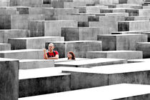 Holocaust Memorial by Christopher Gull