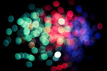 New Years Bokeh by Jing Zhou