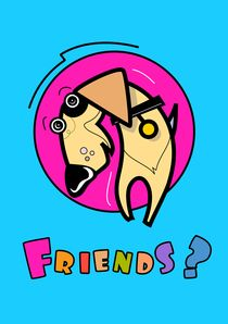 Friends? von pixeldelay