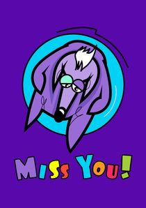 Miss You! von pixeldelay