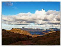 Lake District Set 1 - Borrowdale & Seathwaite LD1-26 by Chris Atkinson