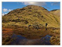 Lake District Set 1 - Borrowdale & Seathwaite LD1-37 von Chris Atkinson