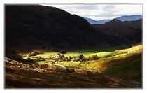 Lake District Set 1 - Borrowdale & Seathwaite LD1-59 von Chris Atkinson