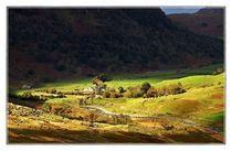 Lake District Set 1 - Borrowdale & Seathwaite LD1-60 von Chris Atkinson