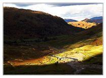 Lake District Set 1 - Borrowdale & Seathwaite LD1-65 by Chris Atkinson
