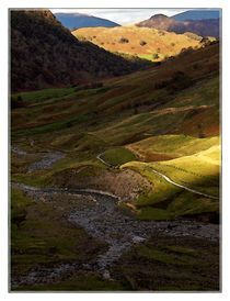 Lake District Set 1 - Borrowdale & Seathwaite LD1-66 von Chris Atkinson