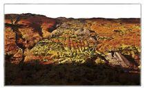 Lake District Set 1 - Borrowdale & Seathwaite LD1-69 von Chris Atkinson