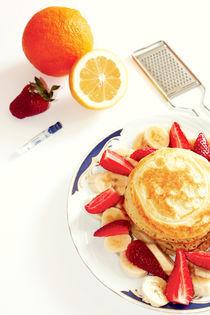 Pancake breakfast von Flavia  Jurca