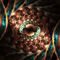 Infinite Cell Spiral von Branden Thompson
