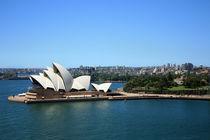 Opera House Sydney, Australia. by michal gabriel