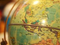 Indonesia in Globe von Angga Bangun Subur