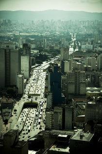 Paulista Avenue von Gonzalo Luján
