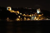 Rumeli Castle by Evren Kalinbacak