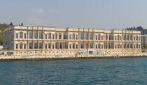 Ciragan Palace by Evren Kalinbacak