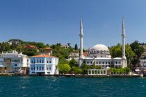 Bosphorus, Istanbul by Evren Kalinbacak