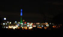 Auckland City at Night by emily-j