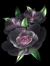 Crystal Bouquet von Karla White