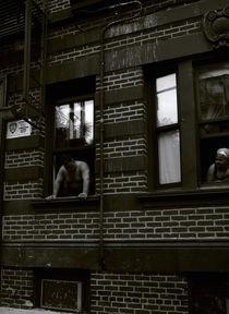 Bronx, N.Y.  by Javier Rivera
