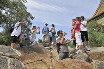World souvenir: Beijing, Summer Palace von Manel Clemente