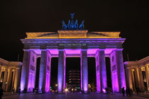 Brandenburger Tor von metalmaus