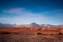 Desert by Manuel Fuentes