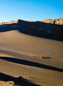 Moon Valley Dunes by Manuel Fuentes