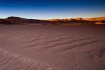 Dunes by Manuel Fuentes