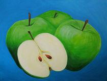 Apples by farbklecks