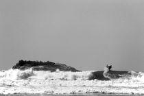 Surfer by Luis Carlos