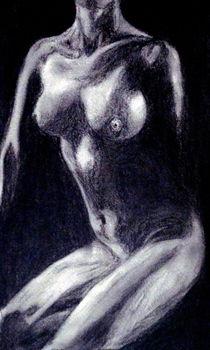 Akt - Frau  von Susanne Edele