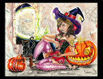 Feliz Halloween von Eduardo R. Percival S.